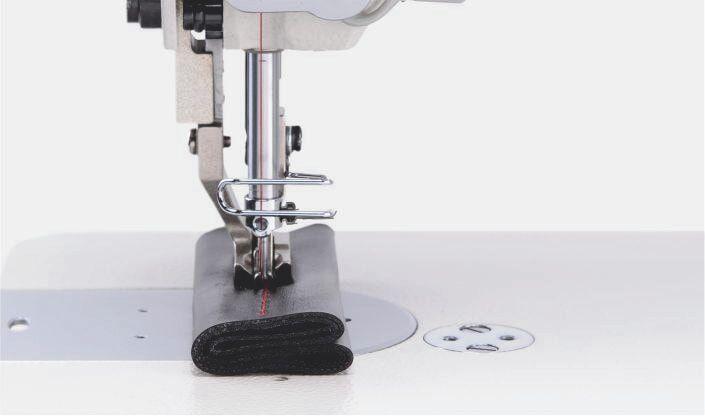 BRUCE BRC-6380EHC-4Q Подвійне просування матеріалів